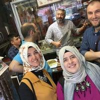 Photo taken at Sarıçiçek Pastırma by Bayram K. on 5/15/2016