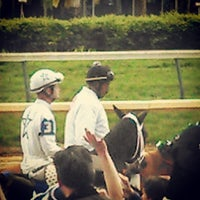Photo taken at The Kentucky Derby 139 by Patrick O. on 5/4/2013