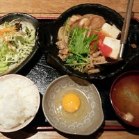 Photo taken at 武屋食堂 仙台中央店 by ひばっちょ on 11/3/2016