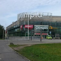 Photo taken at Olimpia by Guntars Z. on 8/21/2013