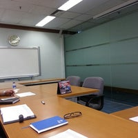 Photo taken at meeting room lt3 KTB Pulomas by Acep S. on 11/13/2013