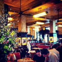 Photo taken at Balthazar by Omid A. on 3/12/2013