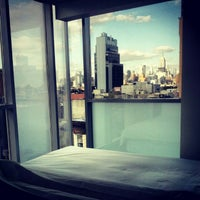 Photo taken at Hotel on Rivington by Omid A. on 10/21/2012