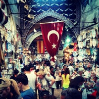 Photo taken at Grand Bazaar by Omid A. on 6/1/2013