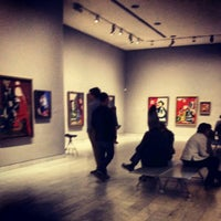 Photo taken at Picasso Museum by Omid A. on 3/31/2013