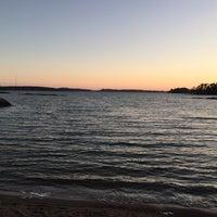 Снимок сделан в Hevossalmen uimaranta пользователем Petri S. 9/27/2016