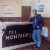 Photo taken at Hotel Del Montañes, Pucon by Leo P. on 5/27/2014