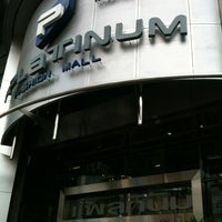 Photo taken at The Platinum Fashion Mall by Suden V. on 5/1/2013