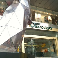Photo taken at Siam Discovery by Suden V. on 3/20/2013