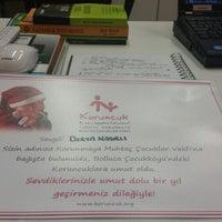 Photo taken at KidZania Turkey Headquarters by Derya I N. on 12/31/2014