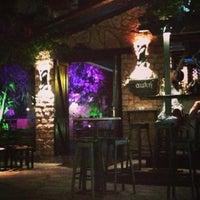 Photo taken at Avli Bar Sivota by Chiara L. on 7/18/2013