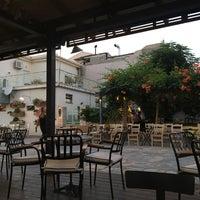 Photo taken at Avli Bar Sivota by Chiara L. on 7/28/2017