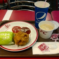 Photo taken at KFC by Agus M. on 1/10/2014