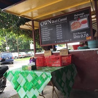 Photo taken at OWN Roti Canai by Alexander S. on 9/29/2016
