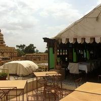 Photo taken at Trio Restaurant by Pratya S. on 7/25/2013