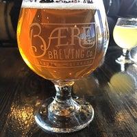 รูปภาพถ่ายที่ Baere Brewing Co. โดย Paul เมื่อ 10/8/2017
