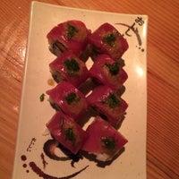 Photo taken at Sabaku Sushi by Evgeniy T. on 11/17/2013