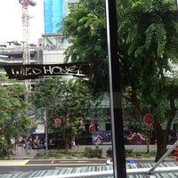 Photo taken at Wild Honey by Tanya V. on 12/2/2012