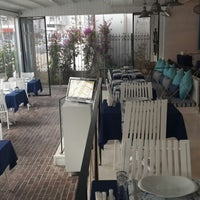 1/4/2014 tarihinde ⚓↪Cülyan Ö.ziyaretçi tarafından Vira Balık Restoran'de çekilen fotoğraf