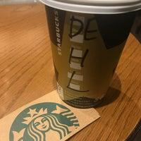 Photo taken at Starbucks by Megumi K. on 10/14/2017