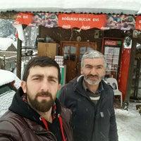Photo taken at Soğuksu Et Mangal&Balık-Izgara by Muharrem G. on 12/30/2016