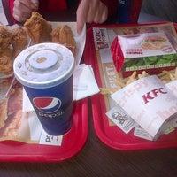 Photo taken at KFC by Thomas M. on 5/14/2013