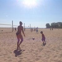 Photo taken at Ashbridges Bay Beaches by 30 day D. on 8/25/2013