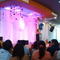 Photo taken at Iglesia Casa del Rey by Marly F. on 5/11/2014