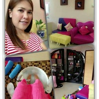 Photo taken at Nails & Lashes Corner by Fairymae A. on 8/27/2013