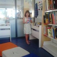 Photo taken at Biblioteca Municipal Emília Xargay by David M. on 9/3/2013