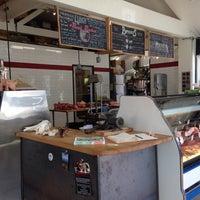 Photo taken at The Meat Market by Sebastian B. on 5/25/2014