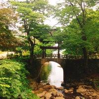 Photo taken at 천은사 (泉隱寺) by Y.Kyung K. on 5/28/2018