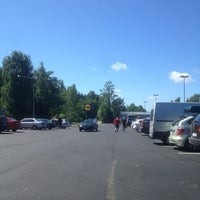 Photo taken at Lidl by Timo U. on 6/15/2013