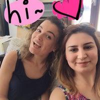 Photo taken at Çiçek Emlak by Hacerr on 5/27/2016