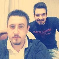 Photo taken at R.Aydın Tekstil San. ve Tic. Ltd. Şti. by Burak A. on 4/13/2015
