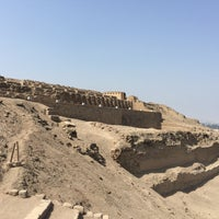 Photo taken at Pachacamac by Sofia on 5/24/2016