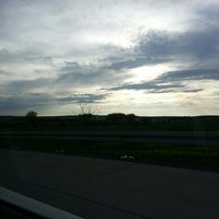 Photo taken at A 38 by Ceren T. on 5/9/2013