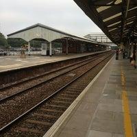 Photo taken at Truro Railway Station (TRU) by Rich Q. on 9/4/2013