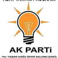 Photo taken at Ak Parti Terme İlçe Başkanlığı by Kenan Ö. on 1/24/2014