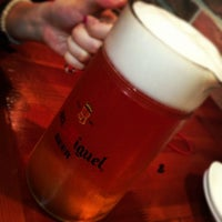Photo taken at 올댓비어 / All That Beer by Jina G. on 6/20/2013