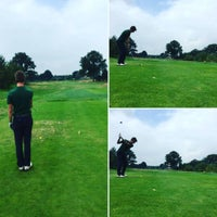 Photo taken at Golfclub De Turfvaert by Mattias on 9/17/2016