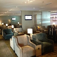 Photo taken at Plaza Premium Lounge, Domestic by Ismail S. on 6/25/2013
