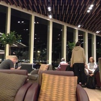 Photo taken at Malaysia Airlines Golden Lounge by Ismail S. on 12/20/2012