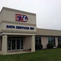 Photo taken at Data Services, Inc. by Keith M. on 9/8/2014