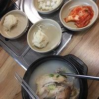 Photo taken at 진일정 떡갈비 by Biyoak on 12/14/2016