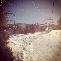 Photo taken at Copper Mountain by Stephanie on 11/23/2012