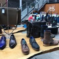 Photo taken at John Fluevog Shoes by Axel D. on 8/8/2017