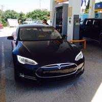 Photo taken at Alper Petrol by Alper K. on 7/18/2015