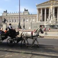Photo taken at Parliament by Nikolai O. on 8/12/2013