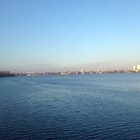Das Foto wurde bei Alster Jogging von Анастасия Ч. am 2/12/2014 aufgenommen